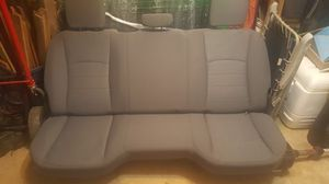 Rear Seat - 2014 Dodge Ram 3500 Crew Cab for Sale in Oakton, VA
