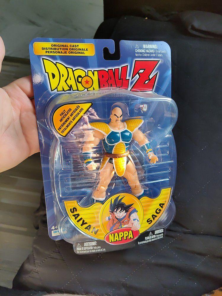 Dragon Ball Z Nappa