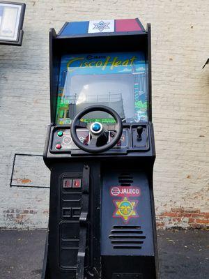 RARE video Arcade - Cisco Heat for Sale in Brooklyn, NY