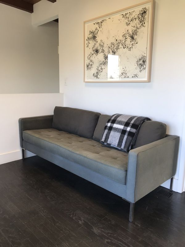"""Blu Dot 80"""" Paramount Sofa for Sale in Los Angeles, CA - OfferUp"""