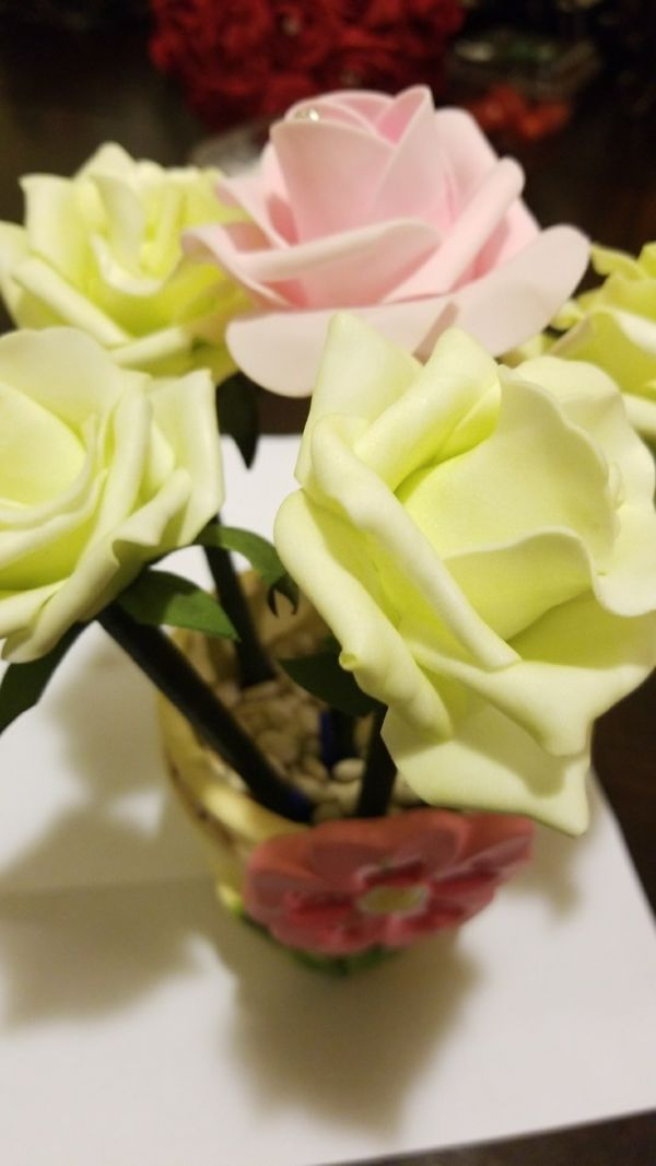 Mother\'s day flower pen bouquet (Arts & Crafts) in Long Beach, CA ...