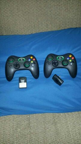 Controls for XBOX regular not for the 360 for Sale in Baltimore, MD