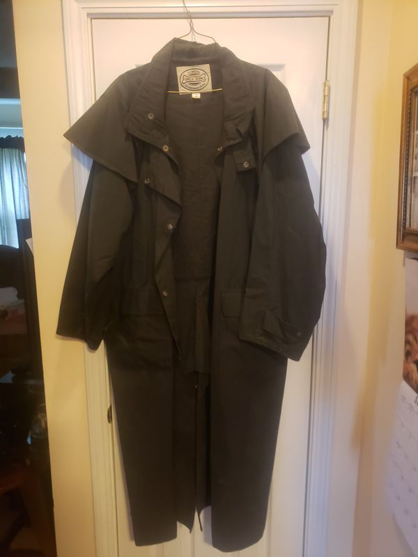 a40214cc7bcd Driza-Bone trench coat for Sale in Indianapolis