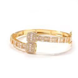 Iced Out Bangles Thumbnail