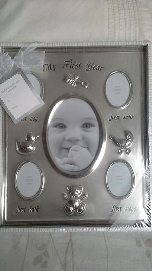 First Impressions First Year Baby Frame for Sale in Washington, DC