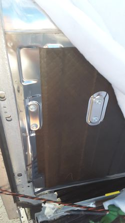 Whirlpool stainless steel dishwasher in great shape Thumbnail