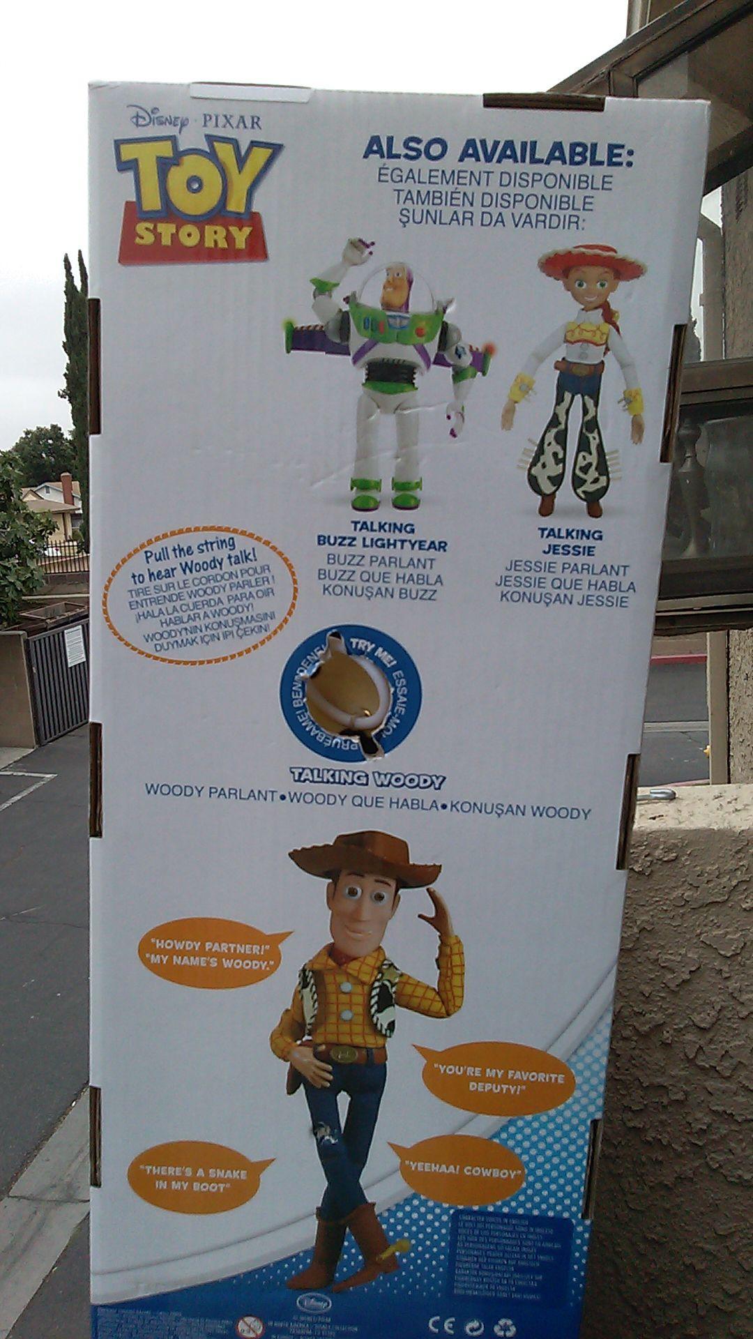 Talking Woody