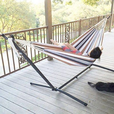 Brand New Portable Hammock Stand Carrying Bag For Sale In Pico