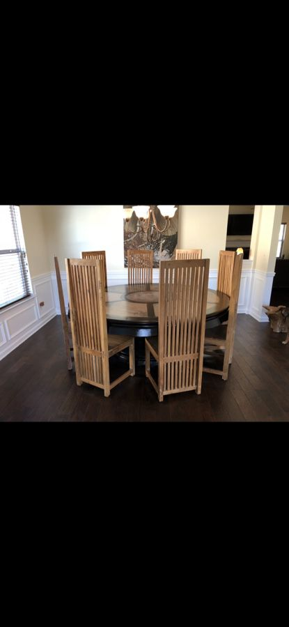Mive Unique Dining Table And Chairs