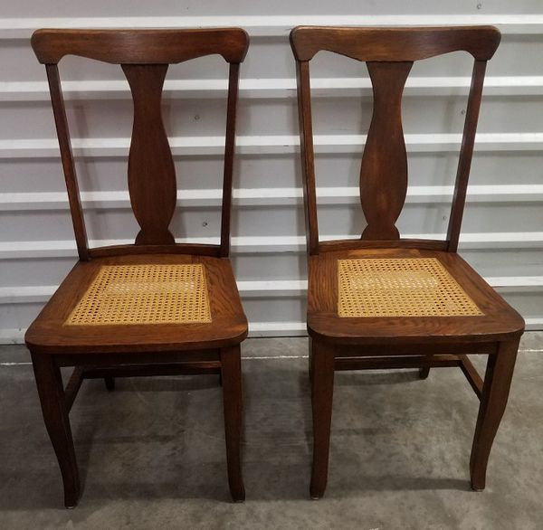 Beautiful Antiques Chairs with Cane Seats (Antiques) in Arlington, TX -  OfferUp - Beautiful Antiques Chairs With Cane Seats (Antiques) In Arlington