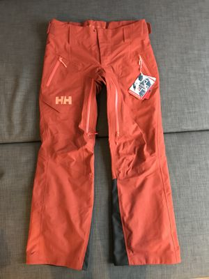 2019 Helly Hansen [Large] WASATCH SHELL Ski/snowboard Pants - MSRP $475 + Tax for Sale in Seattle, WA