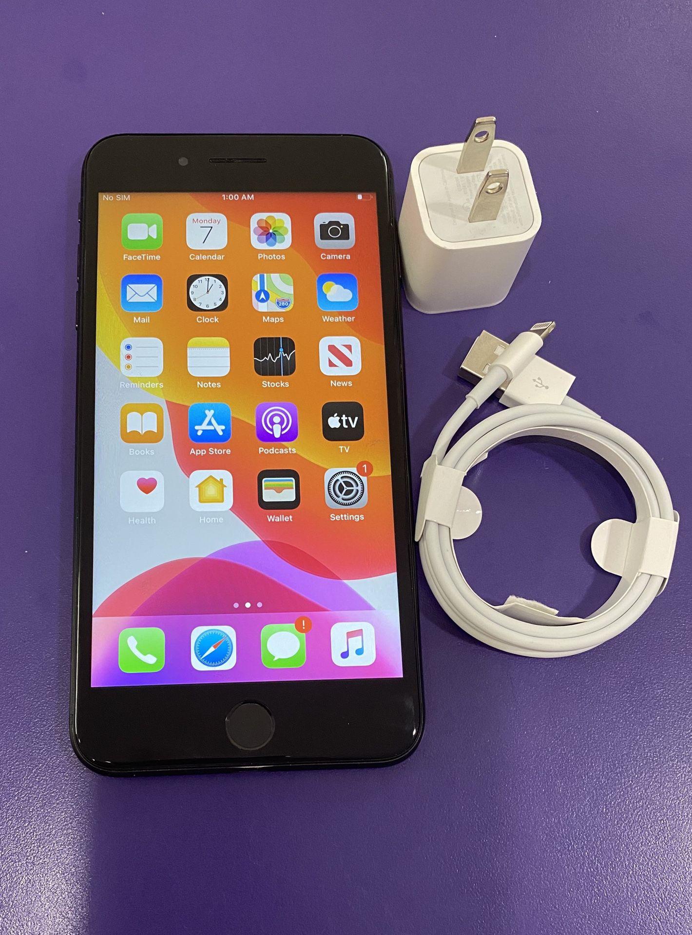 Factory unlocked apple iphone 7 plus, store warranty