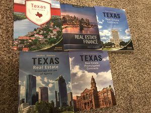 Texas real estate complete book set for Sale in Grand Prairie, TX