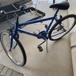 18 speed free Spirit Mountain bike Thumbnail