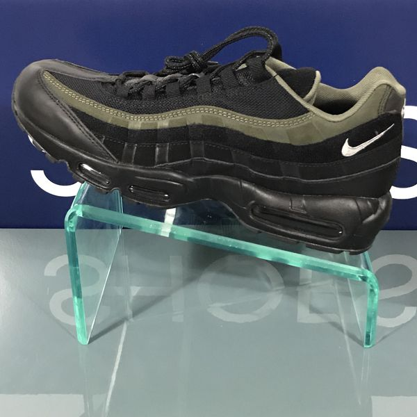 the best attitude 2bb4a 663b0 ... france nike air max 95 sz 11.5 patch logo black new clothing shoes in  schaumburg il