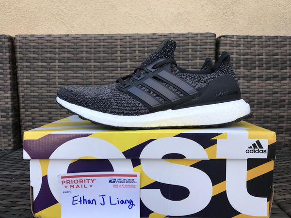 31033acb6ed Adidas Ultra Boost 3.0 Utility Core Black S80731 for Sale in Santa ...