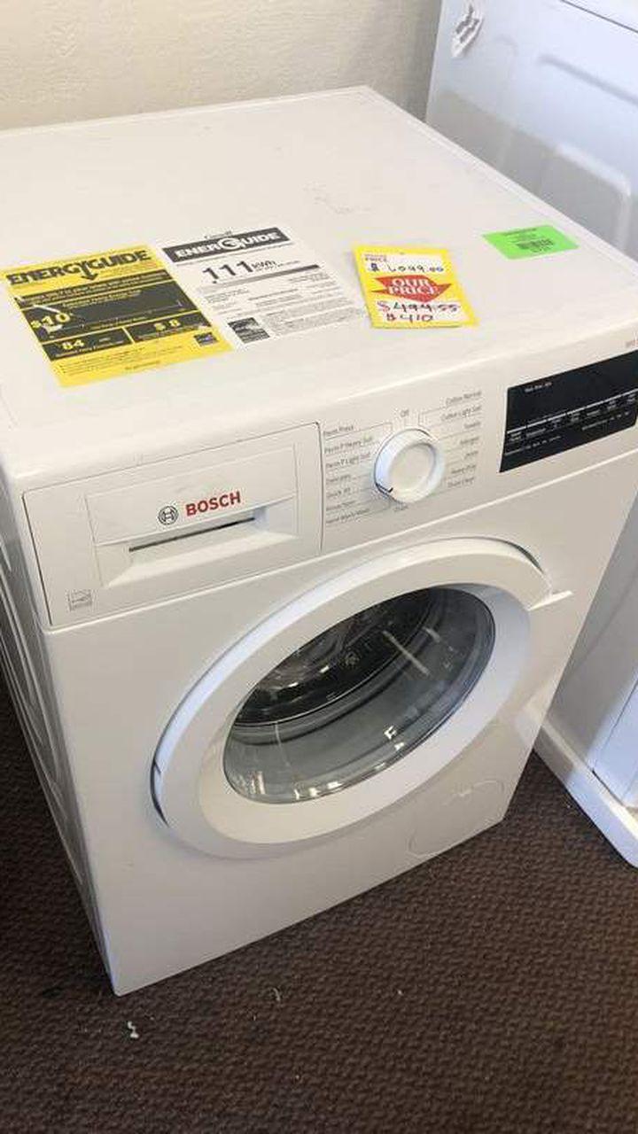 Bosch Washer 🙈⏰🍂✔️⚡️🔥😀🙈⏰🍂🍂✔️⚡️🔥😀🙈⏰🍂✔️ Appliance Liquidation!!!!!!!!!!!!!!!!!!!!!!! OY