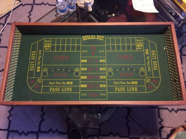Best system for playing craps