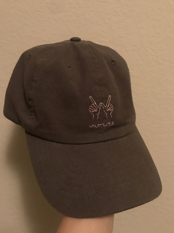 """2e9e8e87ec4 Dad Hat - EMPYRE - """"Whatever"""" Hands for Sale in Murphy"""