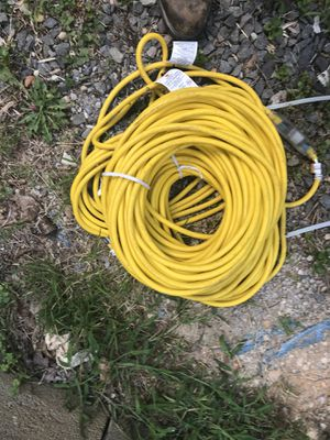 New extension cord hundred feet long 50$ for Sale in Fairfax Station, VA