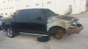 2002 f150 harley Davidson parting out for sale  Tulsa, OK