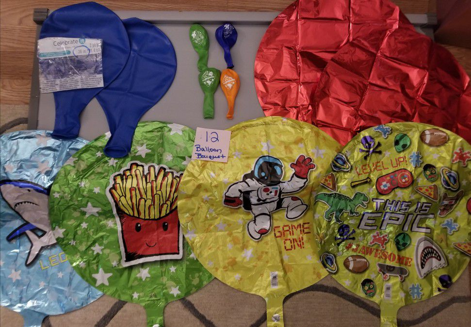 Gamer themed party supplies