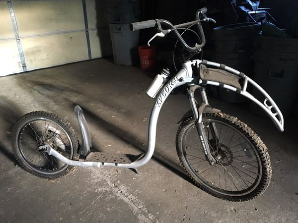 Dog scooter-pawtrek explora for Sale in Seattle, WA - OfferUp