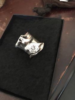 925 silver ring Thumbnail
