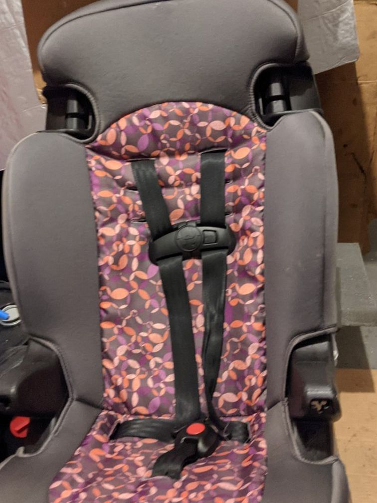Two Child Safety Seats