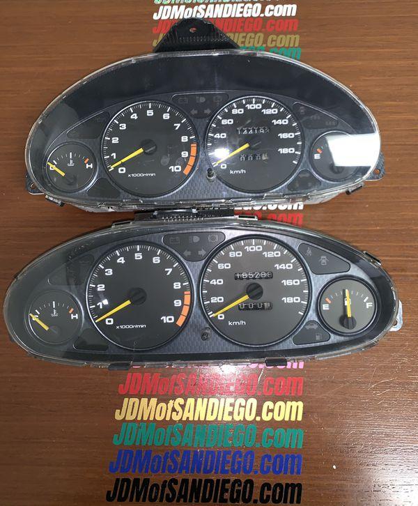 Dc2 JDM Cluster Speedometer Acura Integra Type R 94-01 Itr