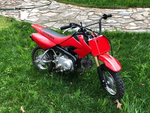 Photo Honda crf50 dirt bike