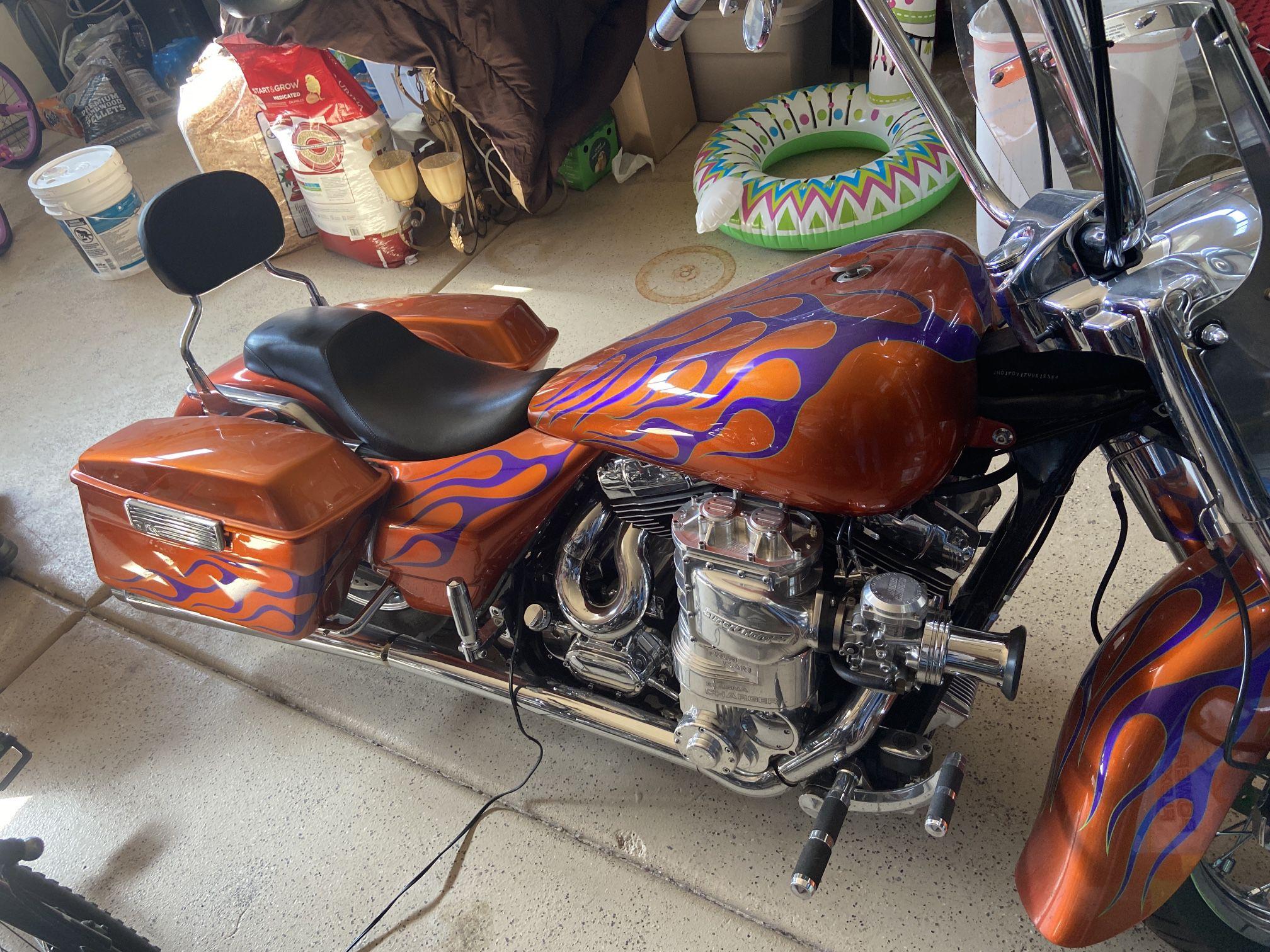 Photo 2000 Harley Davidson Road king