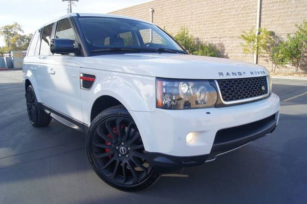 2013 Land Rover Range Rover Sport For Sale In Carmichael Ca Offerup