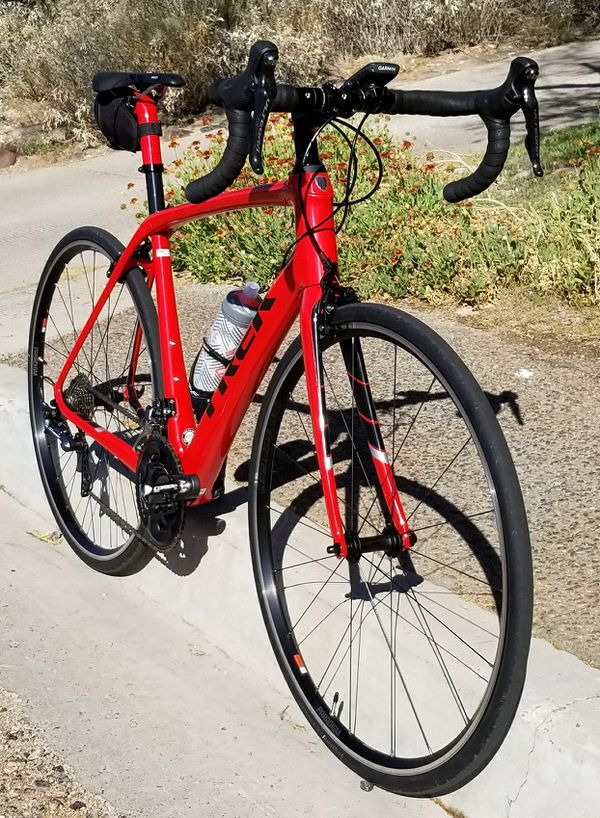 2018 Trek Domane SL 6 road bike 56cm for Sale in Tucson, AZ - OfferUp