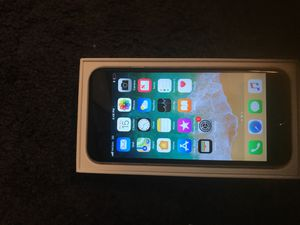 iPhone 6S 64 GB Flawless with Box, Charger and Cable for Sale in Rockville, MD