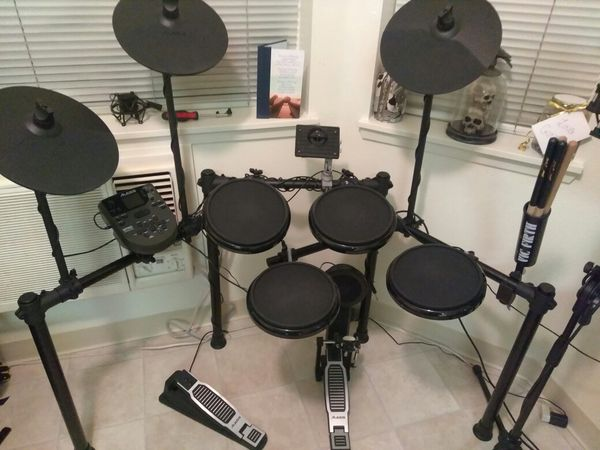 Alesis Dm6 nitro kit newest model for Sale in Boise, ID - OfferUp