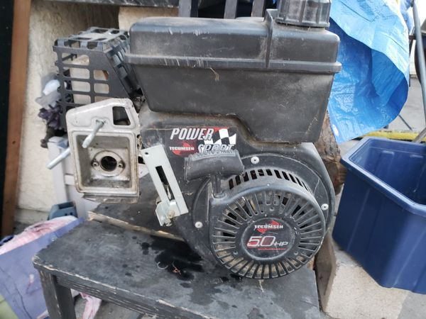 Tecumseh power sport 5 0 HP motor for Sale in Chino Hills, CA - OfferUp