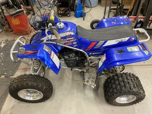Photo YAMAHA BLASTER QUAD