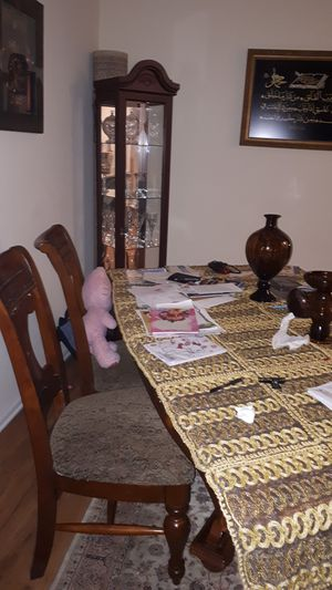 Dining table set for Sale in Dale City, VA