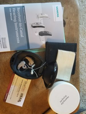 Siemens hearing aids for sale  US