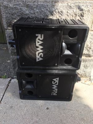 DJ speaker 🔊 Panasonic RAMSA 12 Inches for Sale in Boston, MA