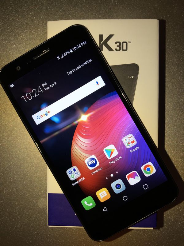 LG k30 only for METROPCS for Sale in Bell Gardens, CA - OfferUp