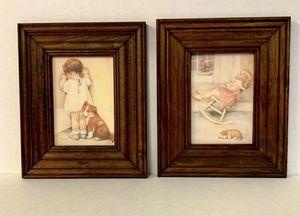 Photo Framed Toddler Girl Pictures