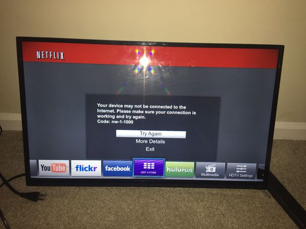 Roseglennorthdakota / Try These How To Get Vizio Smart Tv Apps To Work