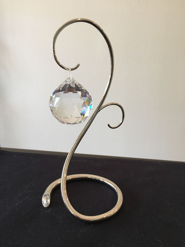 167b204d13 Swarovski crystal ball with display stand for Sale in Scottsdale, AZ -  OfferUp