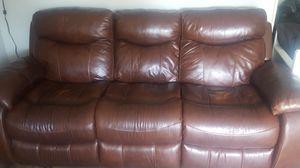 Leather Furniture Set for Sale in Atlanta, GA