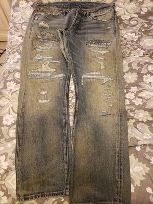 Ralph lauren distressed jeans for Sale in Centreville, VA