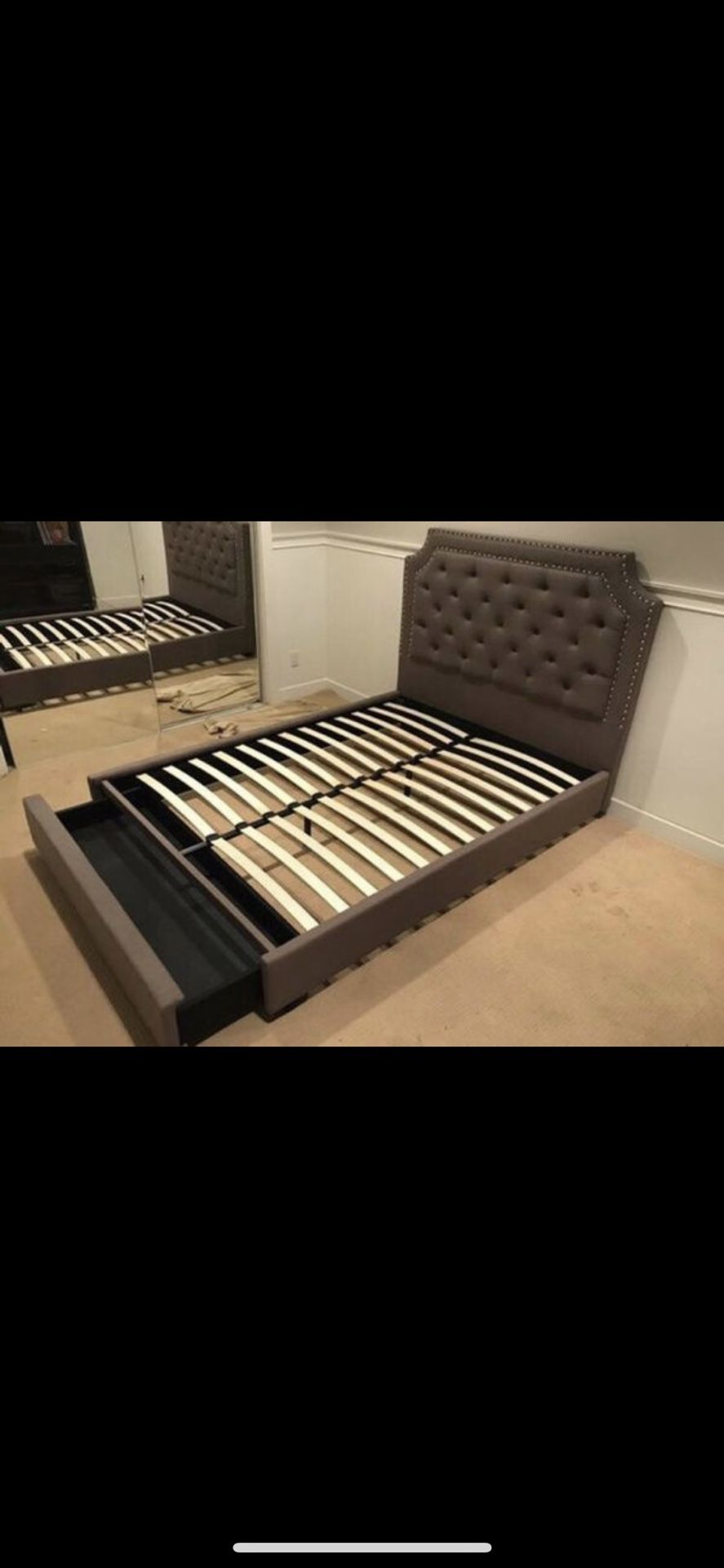 Queen Bed Frame Only