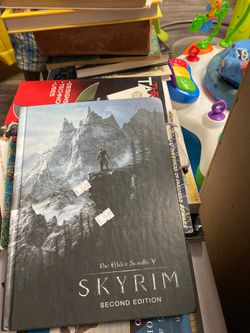 Skyrim second edition Thumbnail