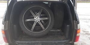 Photo 26 inch lexani rims